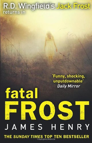 Fatal Frost   2012 9780552161770 Front Cover