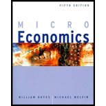 Microeconomics and Economics Tutorial 5th 2002 9780618179770 Front Cover