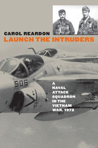 Launch the Intruders   2005 edition cover