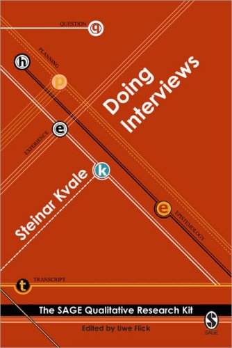 Doing Interviews   2008 edition cover