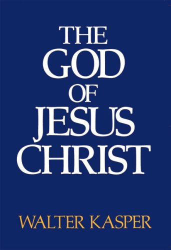 God of Jesus Christ  Revised  9780824507770 Front Cover