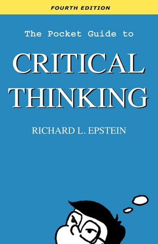 The Pocket Guide to Critical Thinking:   2011 edition cover