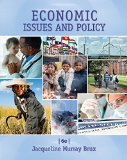 Economic Issues and Policy:   2015 edition cover