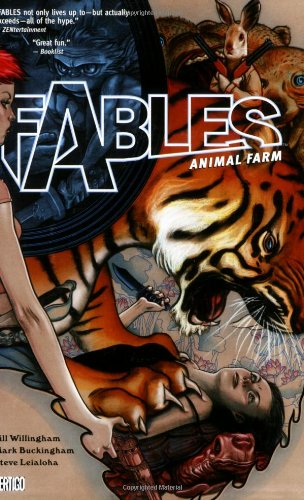 Fables Vol. 2: Animal Farm   2002 (Revised) 9781401200770 Front Cover