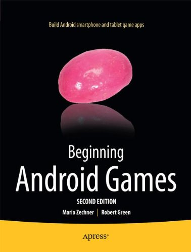 Beginning Android Games  2nd 2012 edition cover