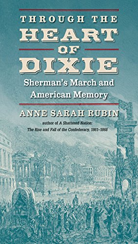Through the Heart of Dixie Sherman's March and American Memory  2014 edition cover