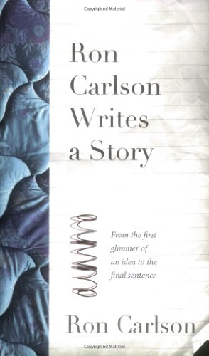 Ron Carlson Writes a Story   2007 edition cover