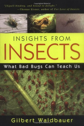 Insights from Insects What Bad Bugs Can Teach Us  2005 9781591022770 Front Cover
