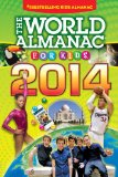 World Almanac for Kids 2014  N/A edition cover