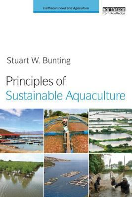 Principles of Sustainable Aquaculture   2013 edition cover