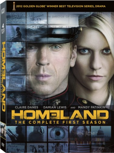 Homeland: Season 1 System.Collections.Generic.List`1[System.String] artwork