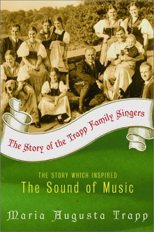 Story of the Trapp Family Singers   2001 edition cover
