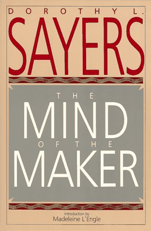 Mind of the Maker  Reprint edition cover