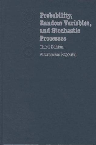Probability, Random Variances and Stochastic Processes  3rd 1991 edition cover