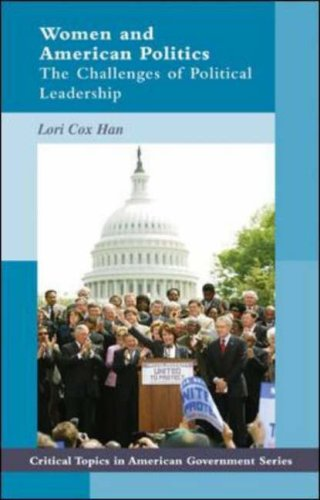 Women and American Politics The Challenges of Political Leadership  2007 9780072930771 Front Cover