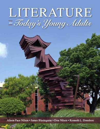 Literature for Today's Young Adults  9th 2013 (Revised) edition cover