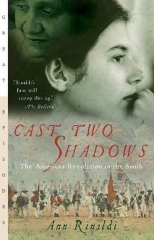 Cast Two Shadows The American Revolution in the South  1998 edition cover