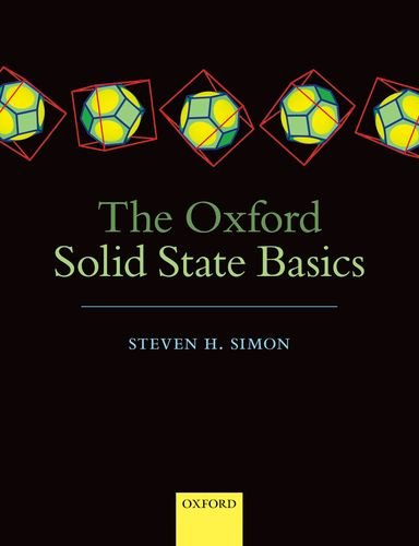 Oxford Solid State Basics   2013 edition cover