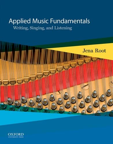 Applied Music Fundamentals Writing, Singing, and Listening  2014 edition cover
