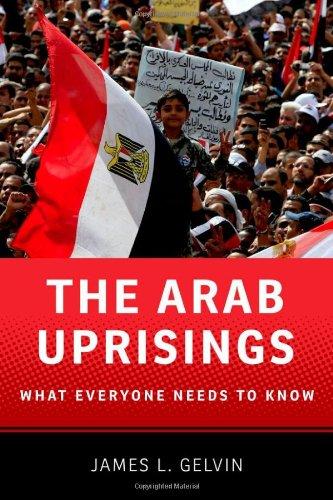 Arab Uprisings   2012 edition cover