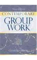 Contemporary Group Work  3rd 1997 9780205198771 Front Cover