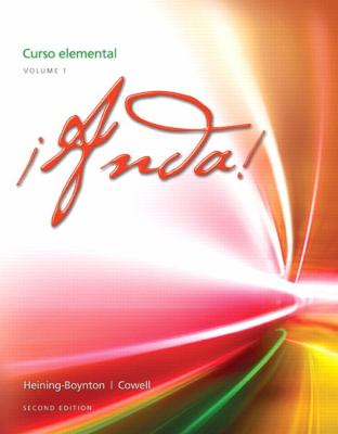 �Anda! Curso Elemental  2nd 2013 (Revised) edition cover