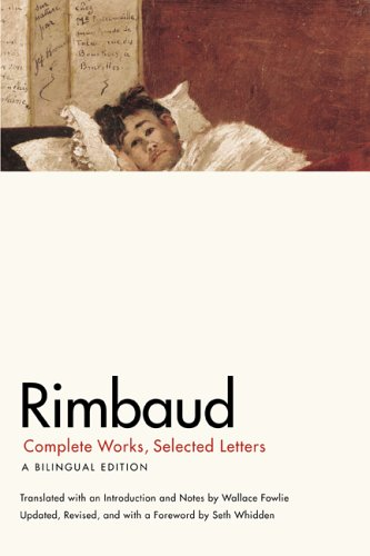 Rimbaud Complete Works, Selected Letters  2005 (Revised) edition cover