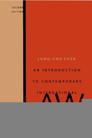 Introduction to Contemporary International Law A Policy-Oriented Perspective 2nd 2000 9780300084771 Front Cover