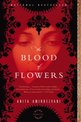 Blood of Flowers  N/A edition cover