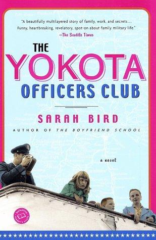 Yokota Officers Club A Novel  2002 edition cover