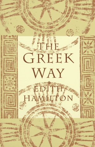 Greek Way   1930 (Reprint) edition cover