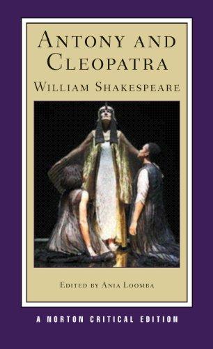 Antony and Cleopatra   2011 edition cover