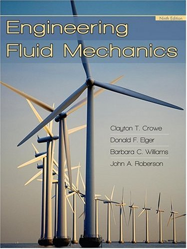 Engineering Fluid Mechanics  9th 2009 edition cover