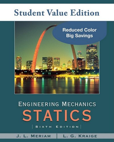 Engineering Mechanics Statics and Dynamics 6th 2010 (Revised) edition cover