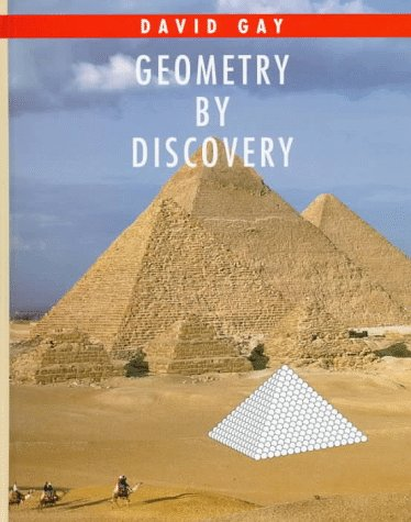 Geometry by Discovery   1998 9780471041771 Front Cover