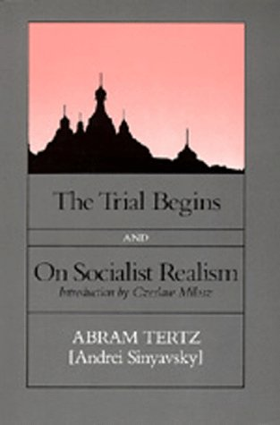 Trial Begins  N/A edition cover