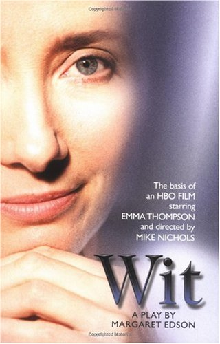 Wit A Play  1999 9780571198771 Front Cover