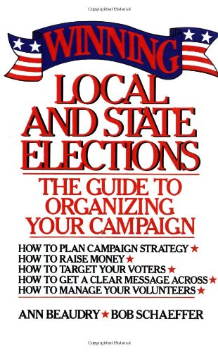 Winning Local and State Elections   1998 edition cover