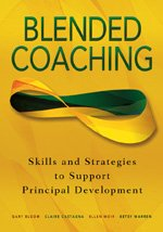 Blended Coaching Skills and Strategies to Support Principal Development  2005 edition cover