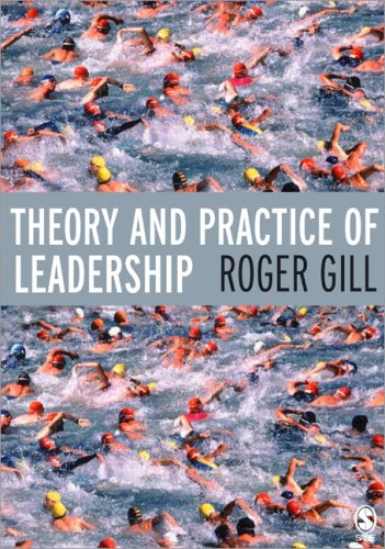 Theory and Practice of Leadership   2006 9780761971771 Front Cover