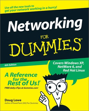 Networking for Dummies  6th 2003 9780764516771 Front Cover