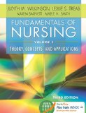 Fundamentals of Nursing  3rd 2015 (Revised) 9780803640771 Front Cover