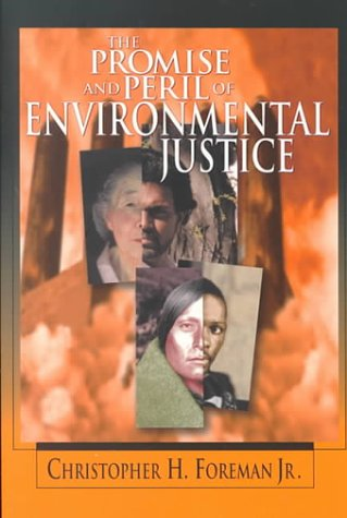 Promise and Peril of Environmental Justice   1998 edition cover
