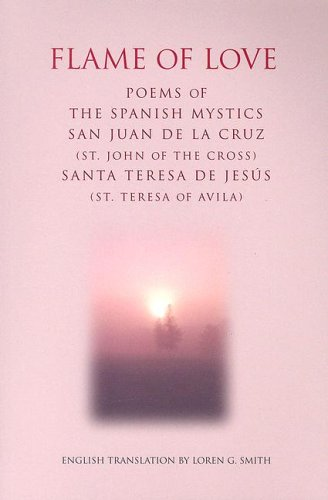 Flame of Love Poems of the Spanish Mystics  2005 edition cover