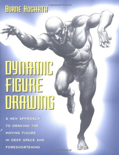 Dynamic Figure Drawing   1996 edition cover