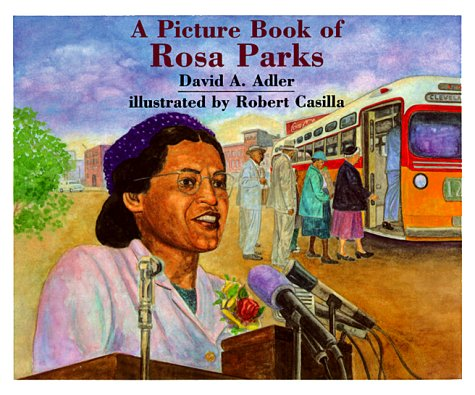 Picture Book of Rosa Parks  N/A edition cover
