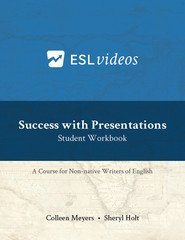 Success with Presentations (P)  N/A 9780966310771 Front Cover
