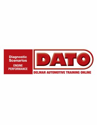 DATO Diagnostic Scenarios for Engine Performance  2011 edition cover
