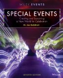 Special Events Creating and Sustaining a New World for Celebration 7th 2014 edition cover