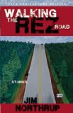 Walking the Rez Road Stories 20th 2013 edition cover